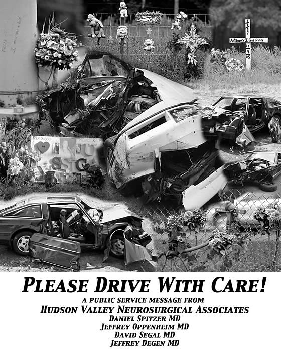 Please Drive With Care