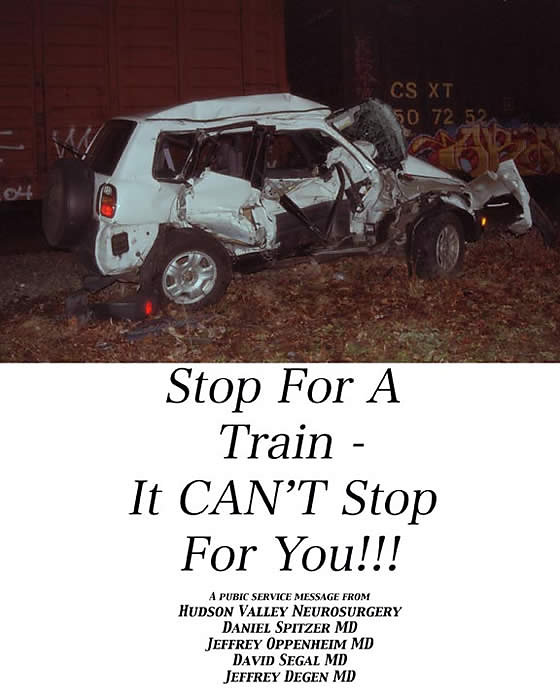 Stop for a Train